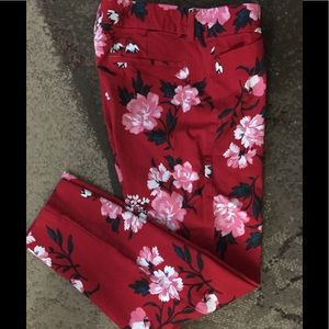 Old Navy Pixie Pants 8R